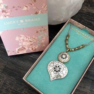 NIB Lucky Brand Necklace